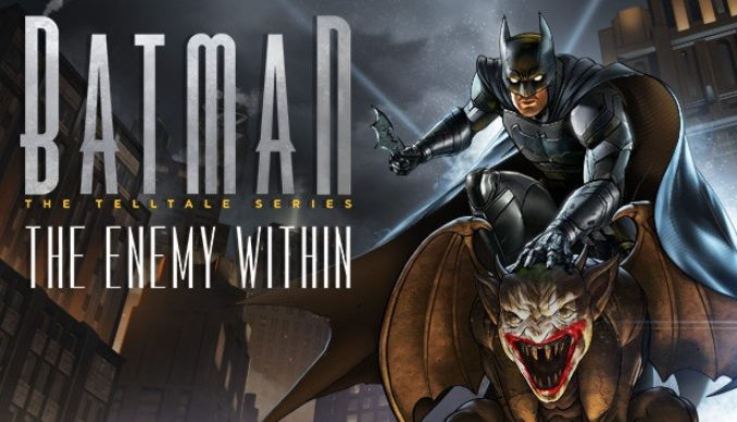 Batman: The Enemy Within foi listado na Amazon para Switch