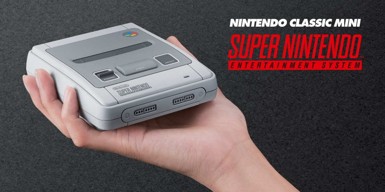 Novo vídeo explorando o SNES Classic Mini