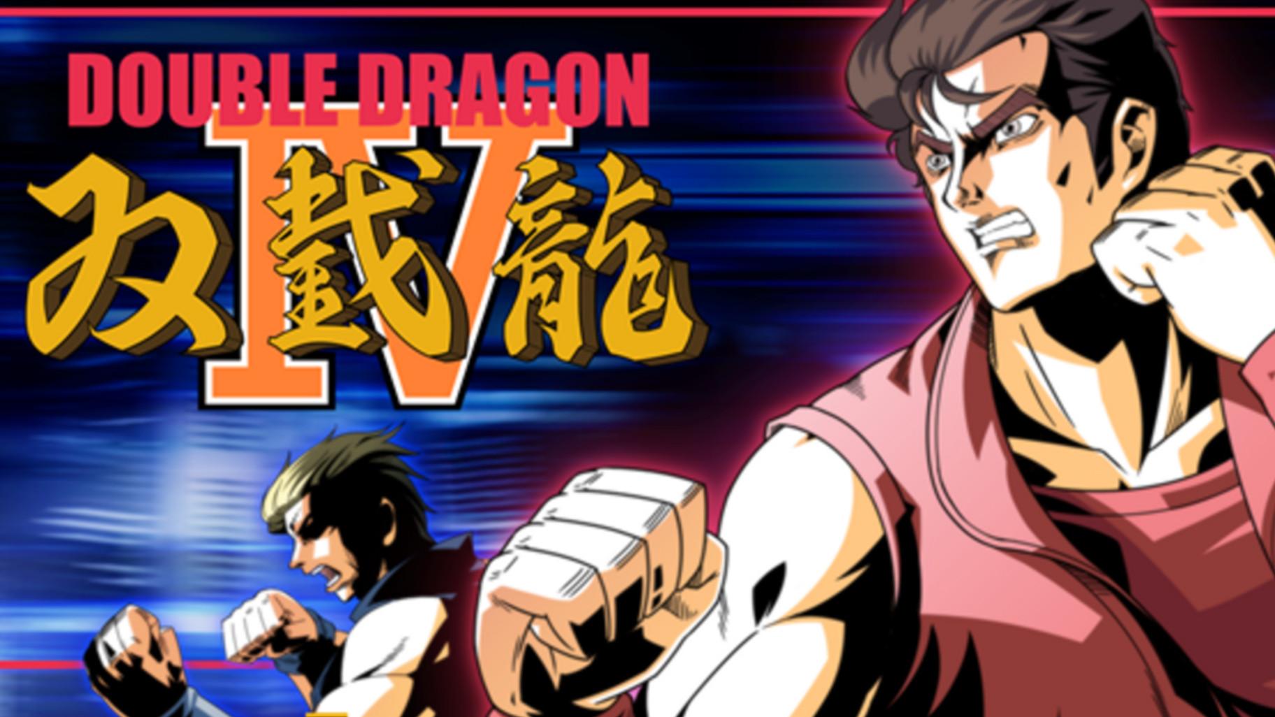 Double Dragon IV será lançado dia 7 de setembro no Switch