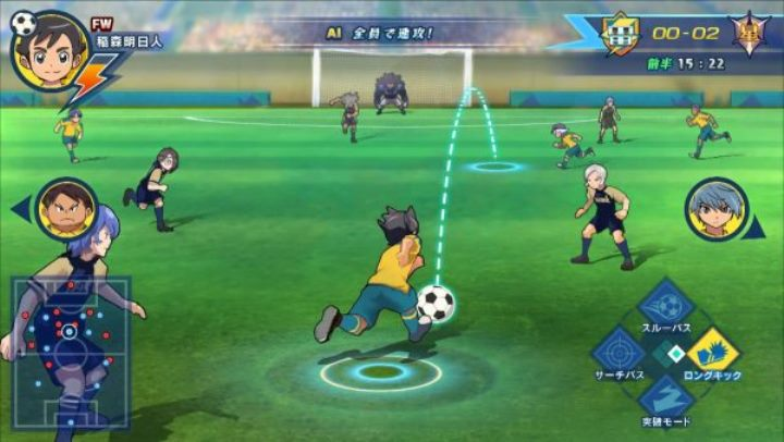 CEO da Level-5 deixa escapar que Inazuma Eleven pode estar a caminho do Switch