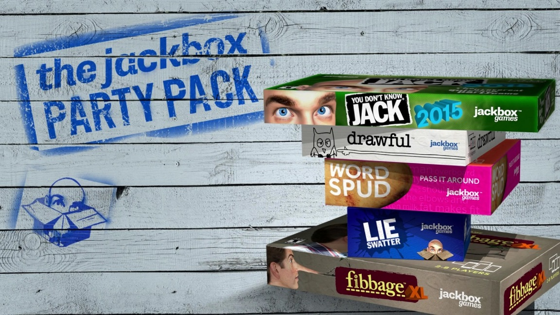The Jackbox Party Pack ganha trailer para o Nintendo Switch