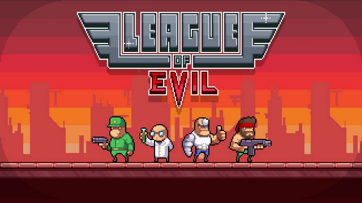 Novo vídeo de League of Evil para o Nintendo Switch