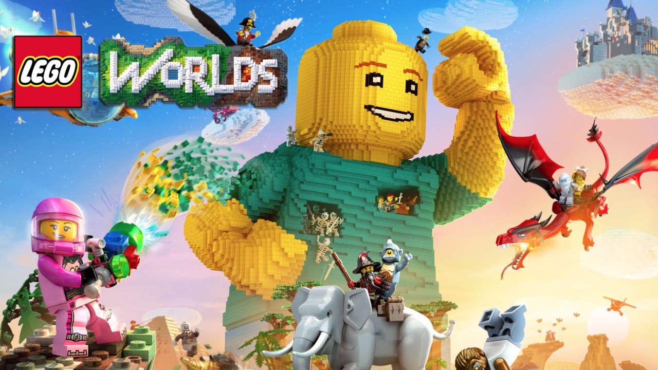 Trailer Japonês de LEGO WORLDS