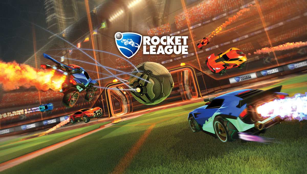 Rocket League: Switch irá ganhar carros exclusivos de Mario, Luigi e Samus