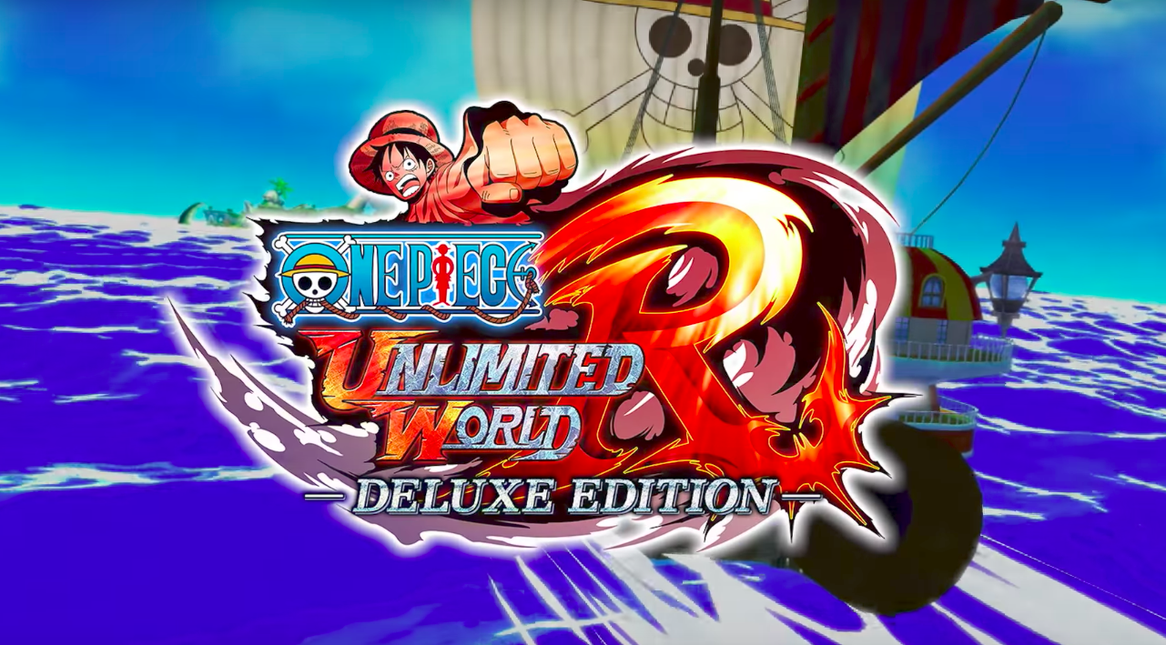 Assista meia hora de gameplay de One Piece: Unlimited World Red Deluxe Edition direto do Switch