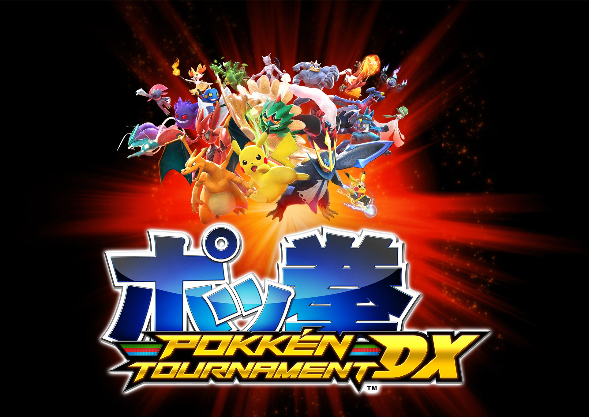 Demo de Pokkén Tournament DX está chegando no Switch