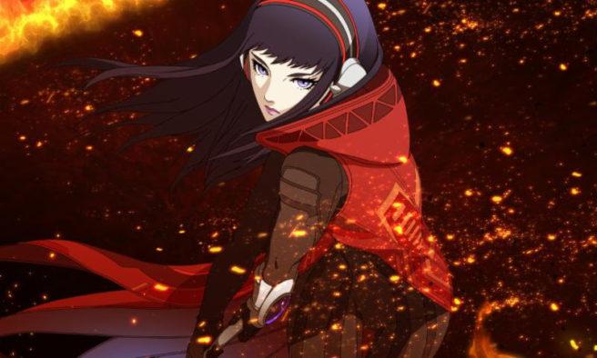 [Famitsu] Cenas de Shin Megami Tensei: Strange Journey Redux