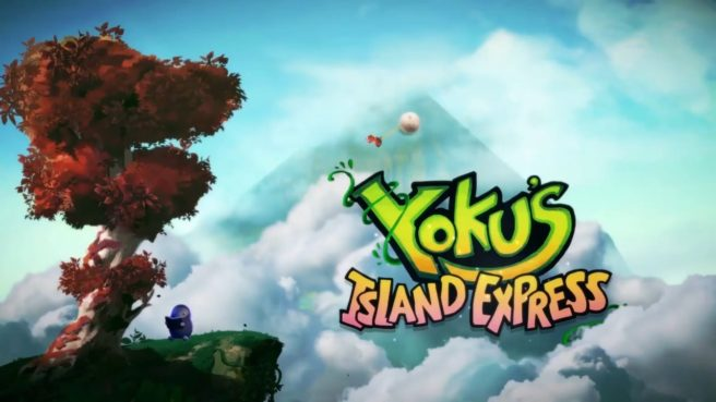 Novo trailer de Yoku's Island Express
