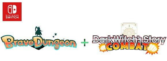 Inside System estará trazendo Breve Dungeon e Dark Witch's Story: Combat neste mês para o Nintendo Switch