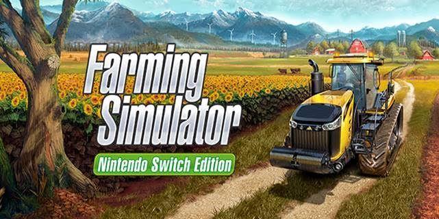 Primeiro trailer de Farming Simulator: Nintendo Switch Edition