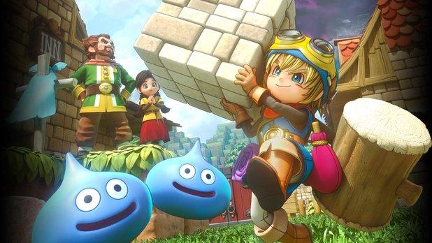 Dragon Quest Builders – Square Enix irá revelar novas informações do jogo durante a Tokyo Game Show 2017