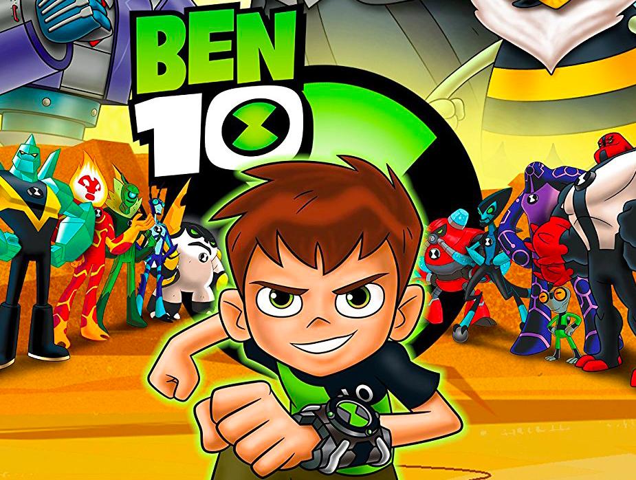 Ben 10 foi confirmado para Switch e ganha data de lançamento próximo; Imagens