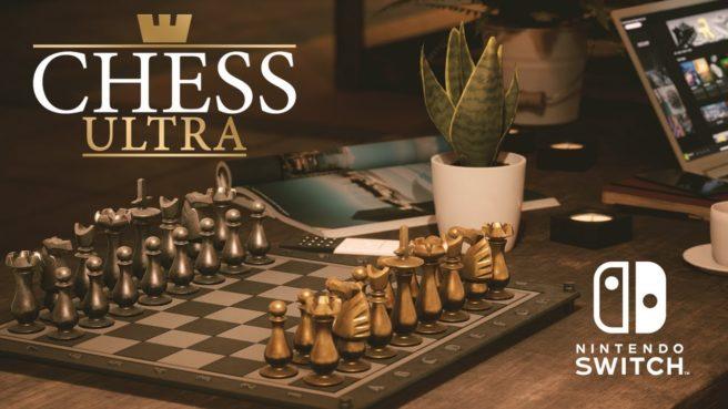 Vídeo off-screen do futuro jogo de Switch, Chess Ultra