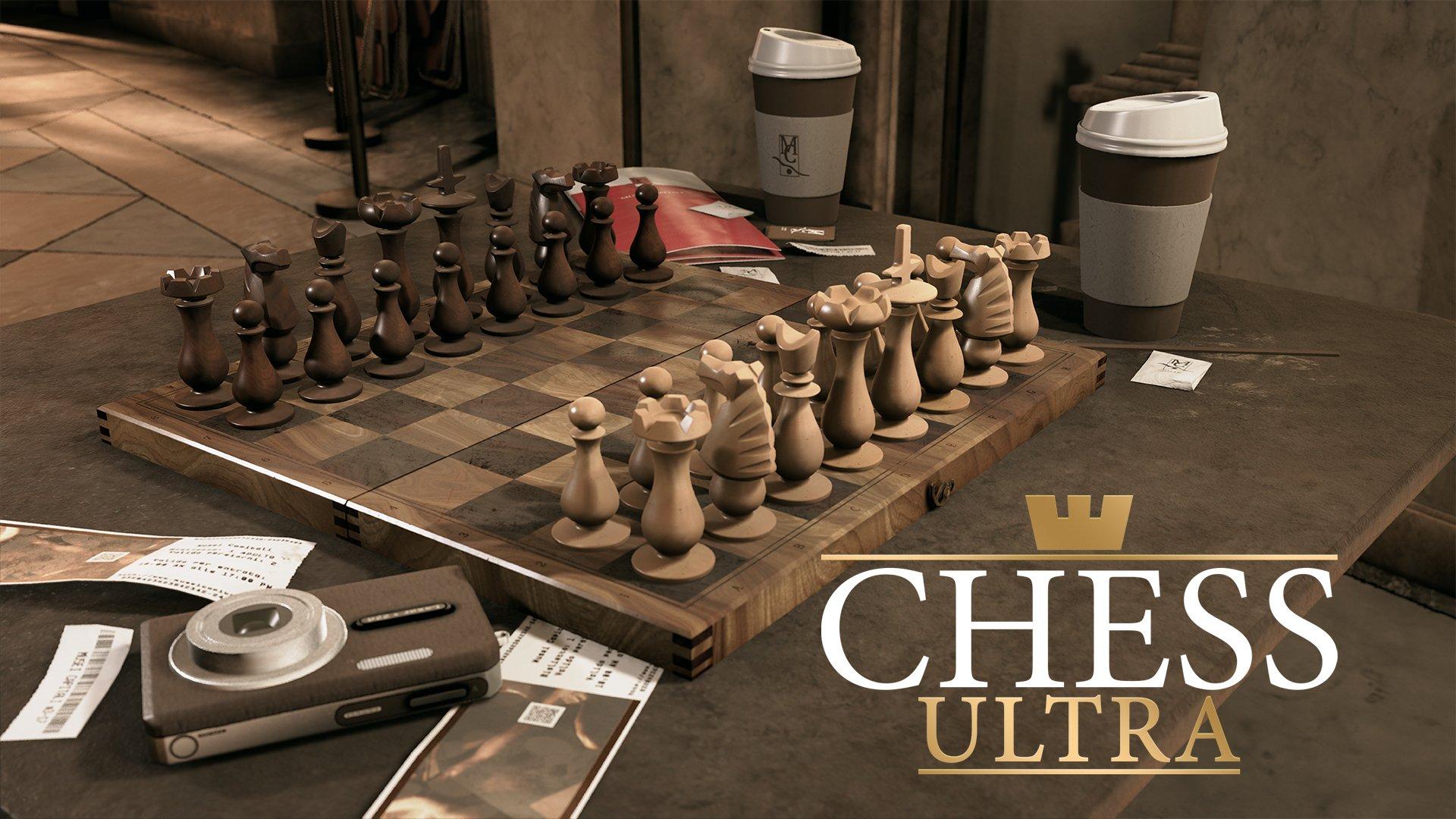 Ripstone Games confirma cross-platform em Chess Ultra e modo multiplayer exclusivo para o Switch