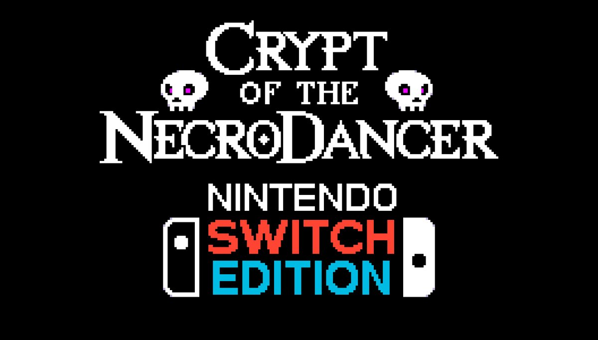 Novas informações do futuro jogo de Switch, Crypt of the NecroDancer: Nintendo Switch Edition