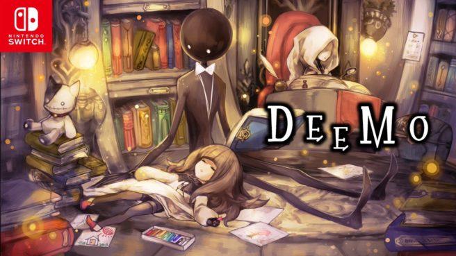 Futuro jogo de Switch, Deemo será lançado na América e na Europa semana que vem