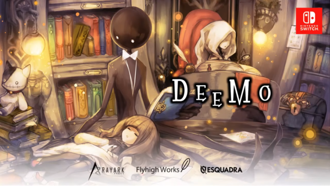 Deemo ganha data de lançamento no Japão