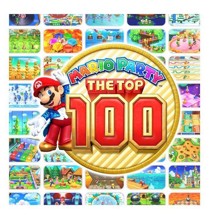 Mario Party: The Top 100 é o mais novo jogo da série revelado para o Nintendo 3DS
