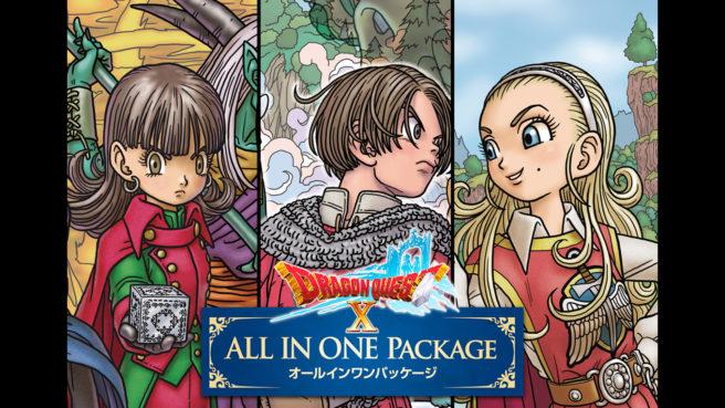 Dragon Quest X: All-In One Package tem seu tamanho digital revelado