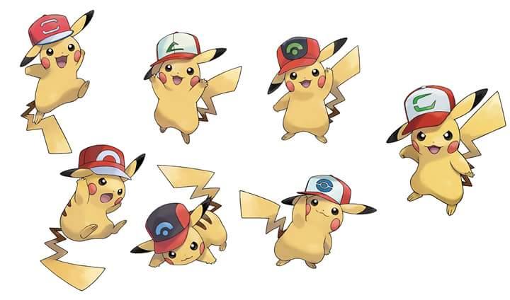 Pokémon Sun/Pokémon Moon – Evento de distribuição do Ash Cap Pikachu chega a partir da próxima semana