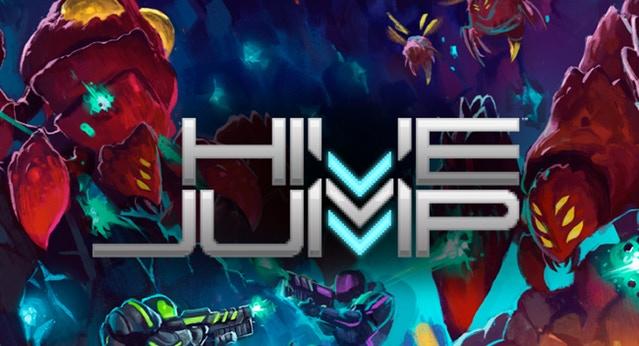Hive Jump ganha data de lançamento para Wii U; Trailer