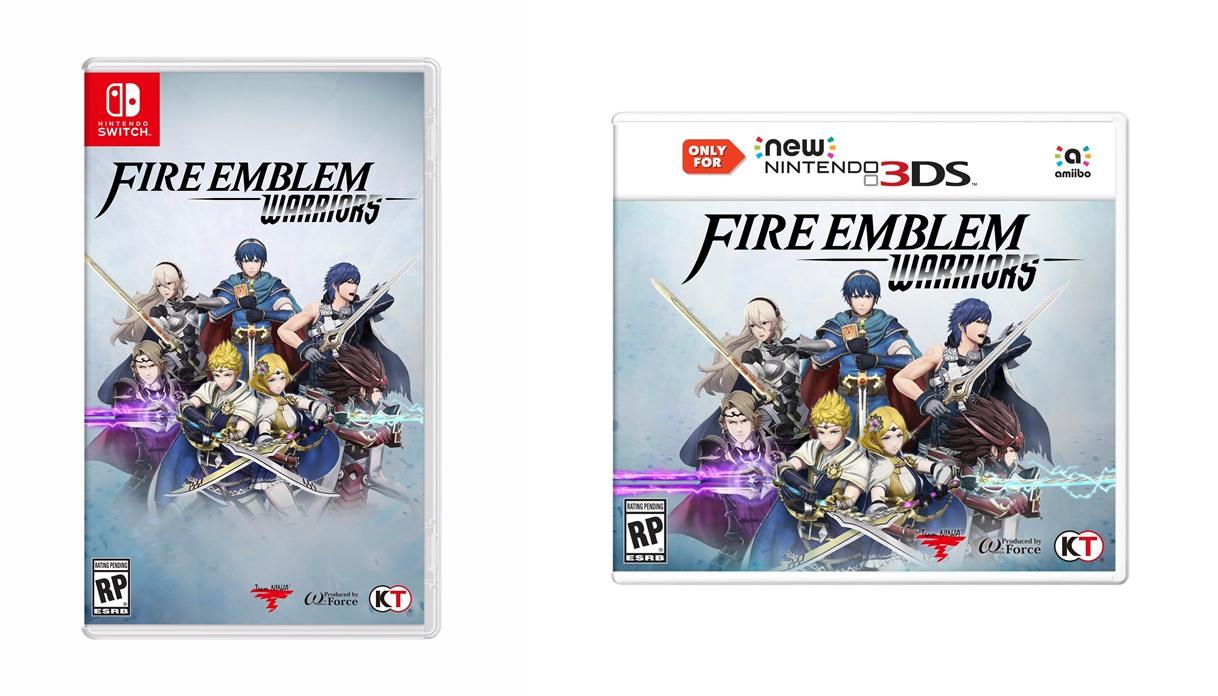 Notas da Famitsu; Fire Emblem Warriors