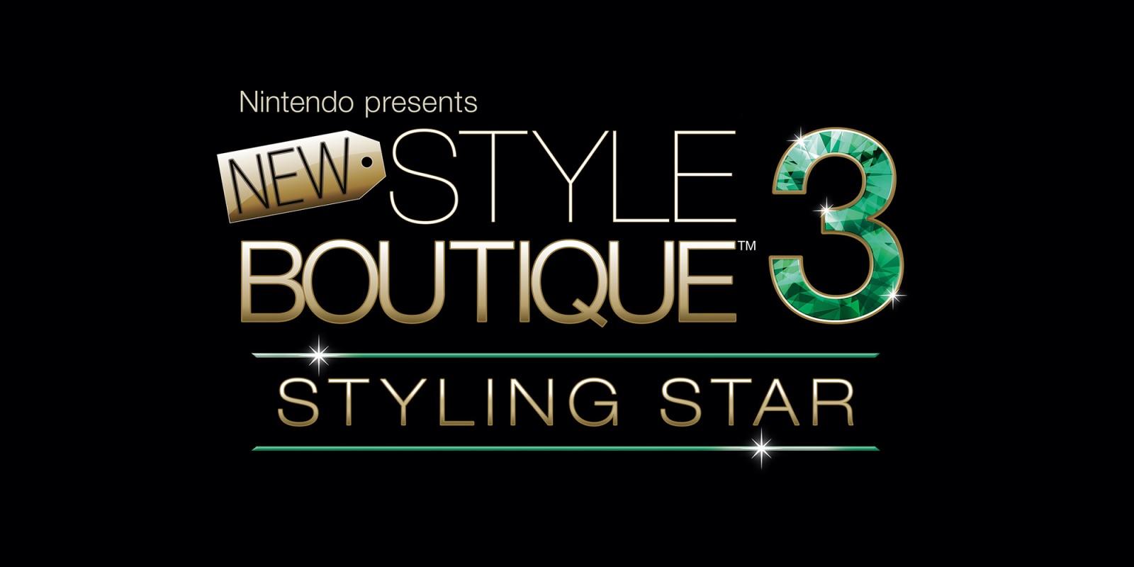 Nintendo anuncia New Style Boutique 3: Styling Star  para Nintendo 3DS no Japão e Europa