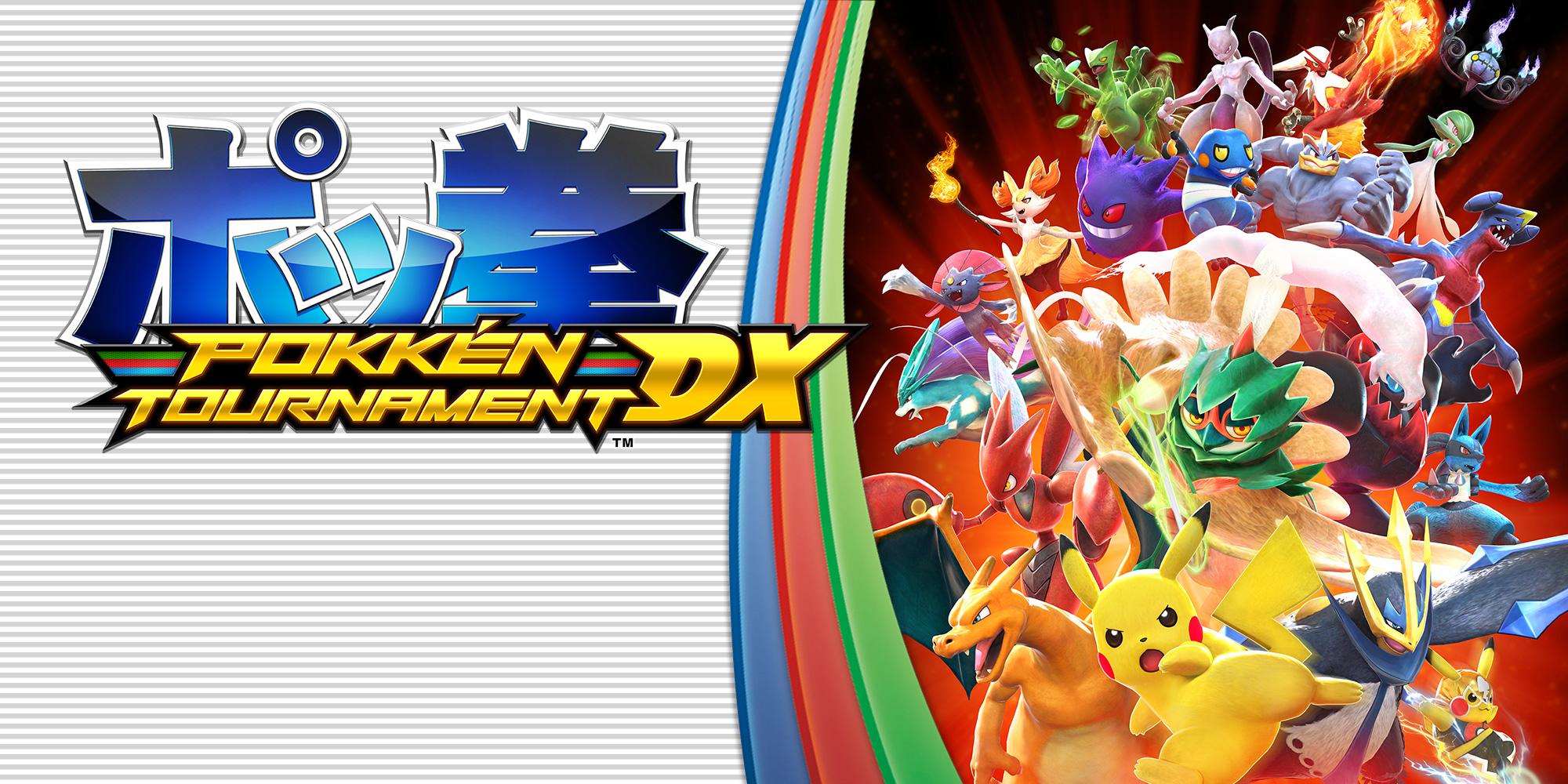Pokkén Tournament DX ganha trailer de lançamento  [Switch]