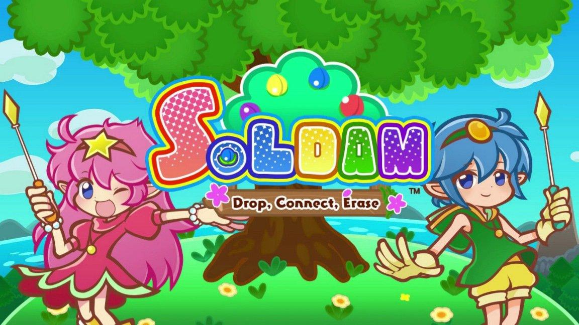 Novo vídeo de Soldam: Drop, Connect, Erase com 26 minutos de gameplay