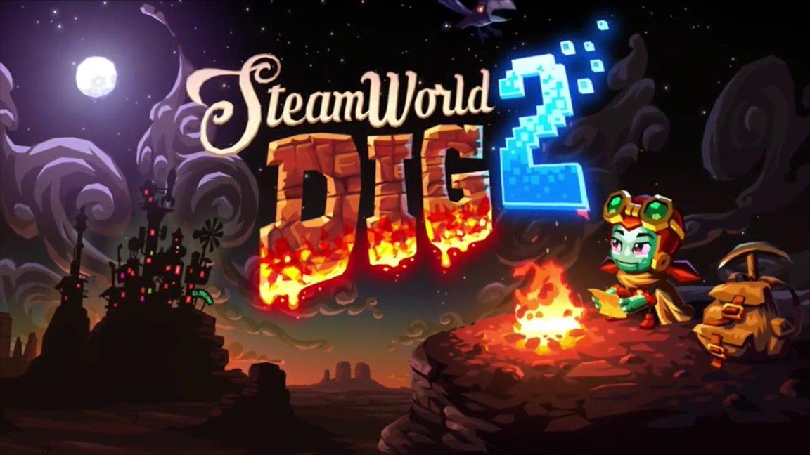 SteamWorld Dig 2 teve sua maior estréia na história da franquia