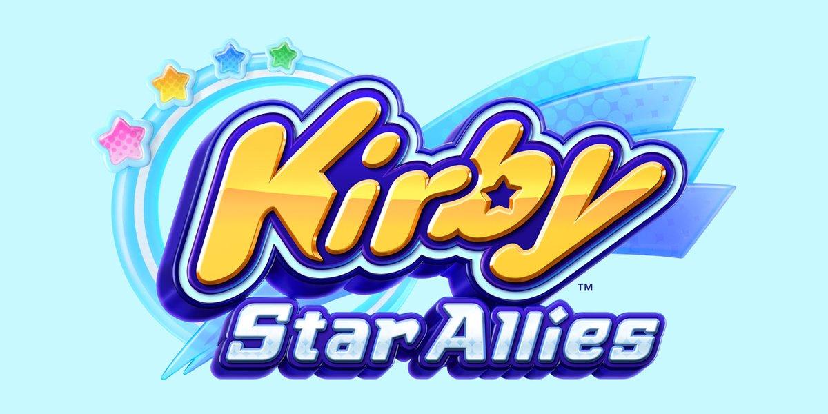 Kirby 2018 ganha nome e previsão de lançamento; Kirby Star Allies