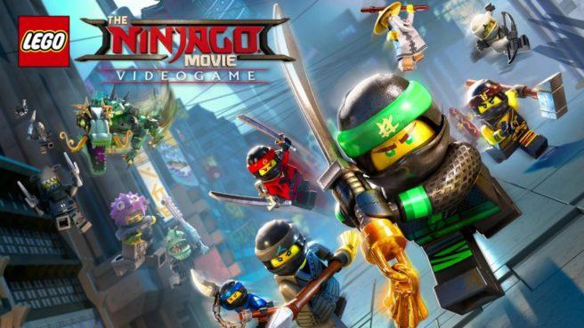 Revelado o tamanho do download de LEGO Ninjago Movie Video Game