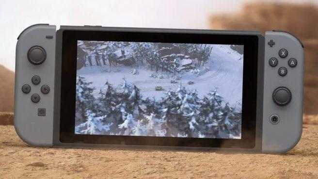 Mantis Burn Racing será lançado no Switch