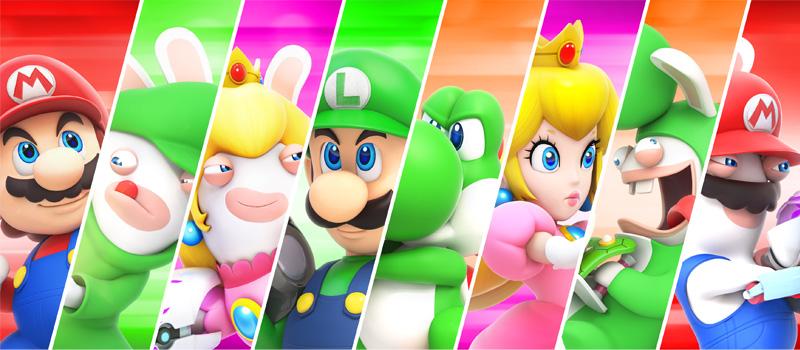 Mario + Rabbids: Kingdom Battle ganha data de lançamento no Japão