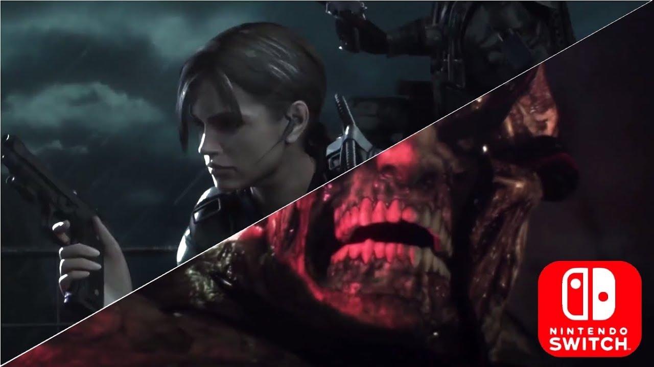 Resident Evil: Revelations Collection chega em novembro no ocidente [Switch]