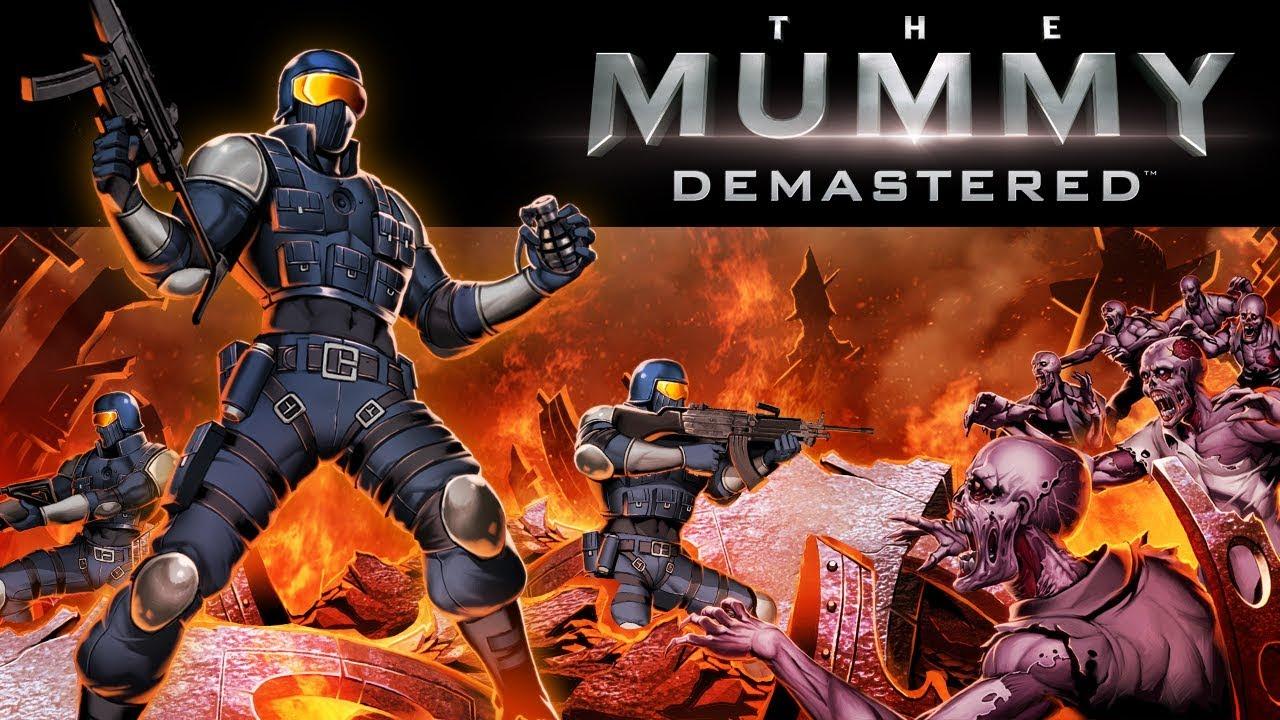 WayForward divulga teaser de The Mummy Demastered para Nintendo Switch