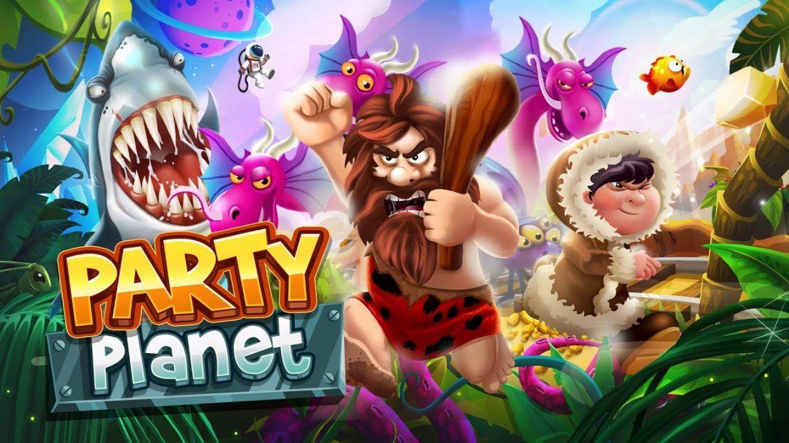 Mastiff estará trazendo o jogo Party Planet para o Nintendo Switch; Versão física será exclusiva da GameStop