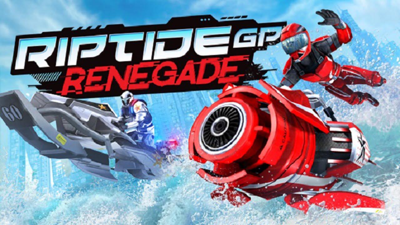 Vector Unit trará Riptide GP Renegade para o Nintendo Switch com possível cross-play