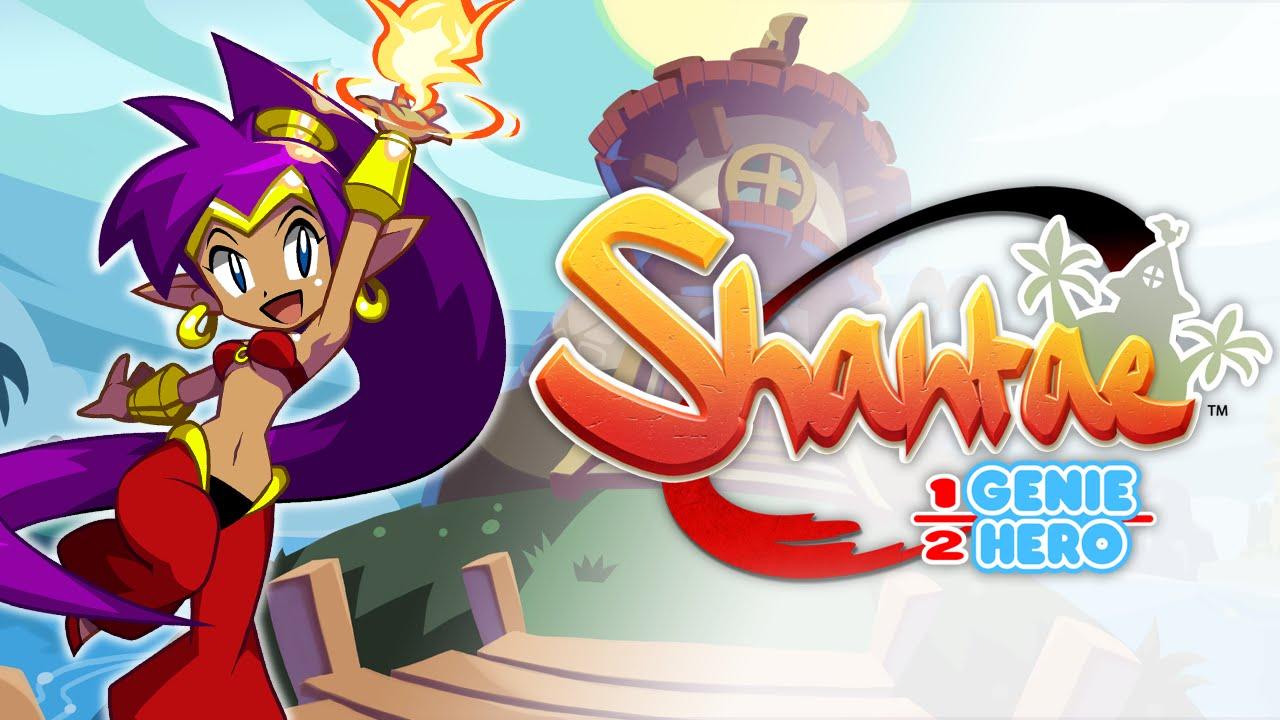 XSEED Games confirma mídia física de Shantae: Half-Genie Hero para o Switch com conteúdo adicional incluso