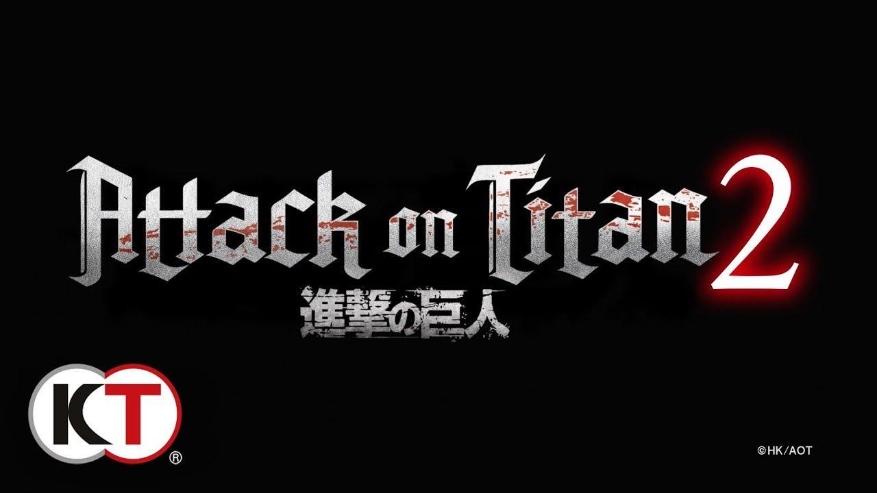 Koei Tecmo confirma novo jogo para Switch, Attack on Titan 2