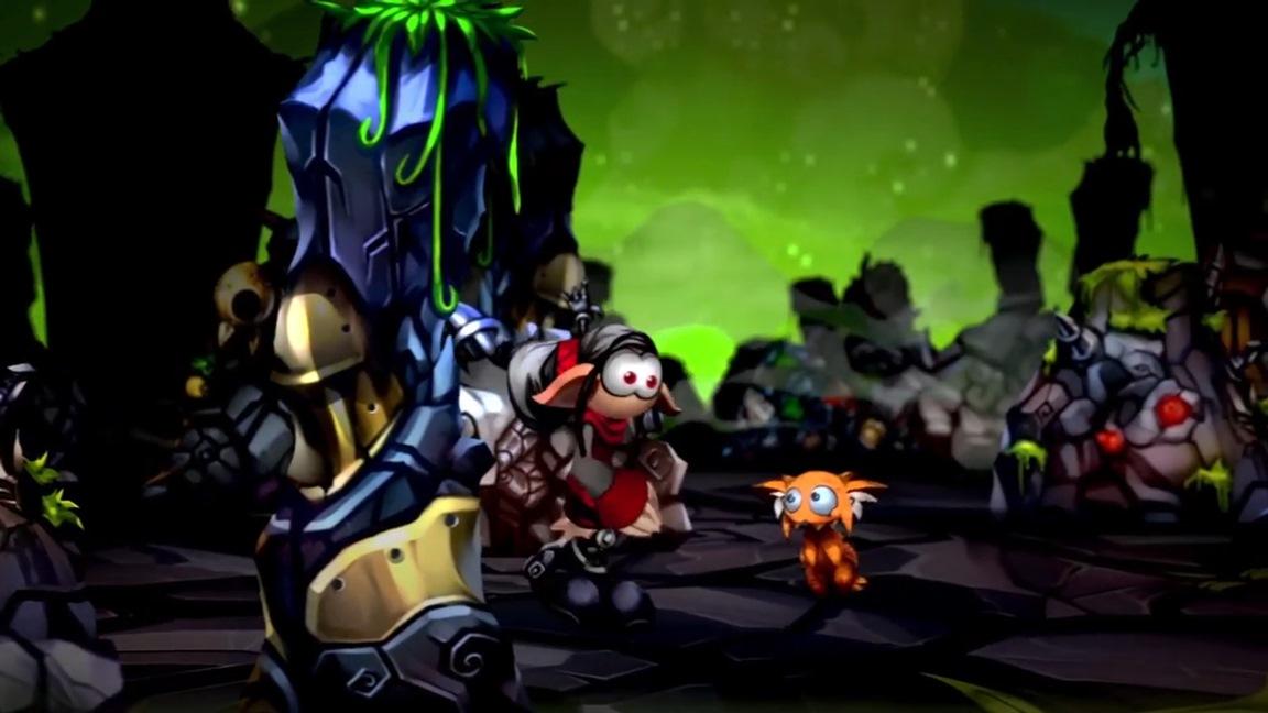 Segundo trailer do futuro jogo de Switch, Mecho Tales