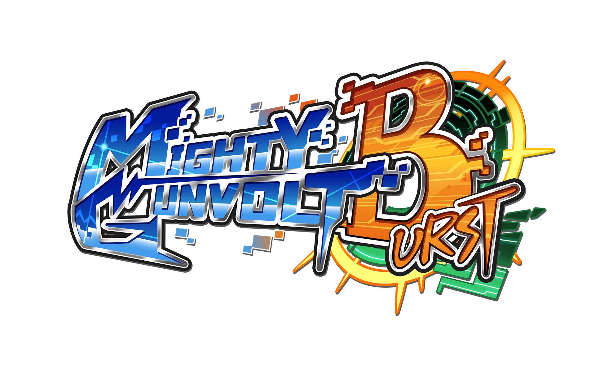 Joule & Call estão chegando em nova DLC de Mighty Gunvolt Burst  [SWITCH / 3DS]