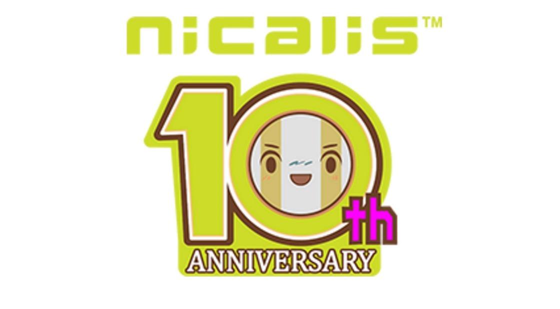 Nicalis está comemorando seu 10° aniversário; Novos jogos serão anunciados em breve