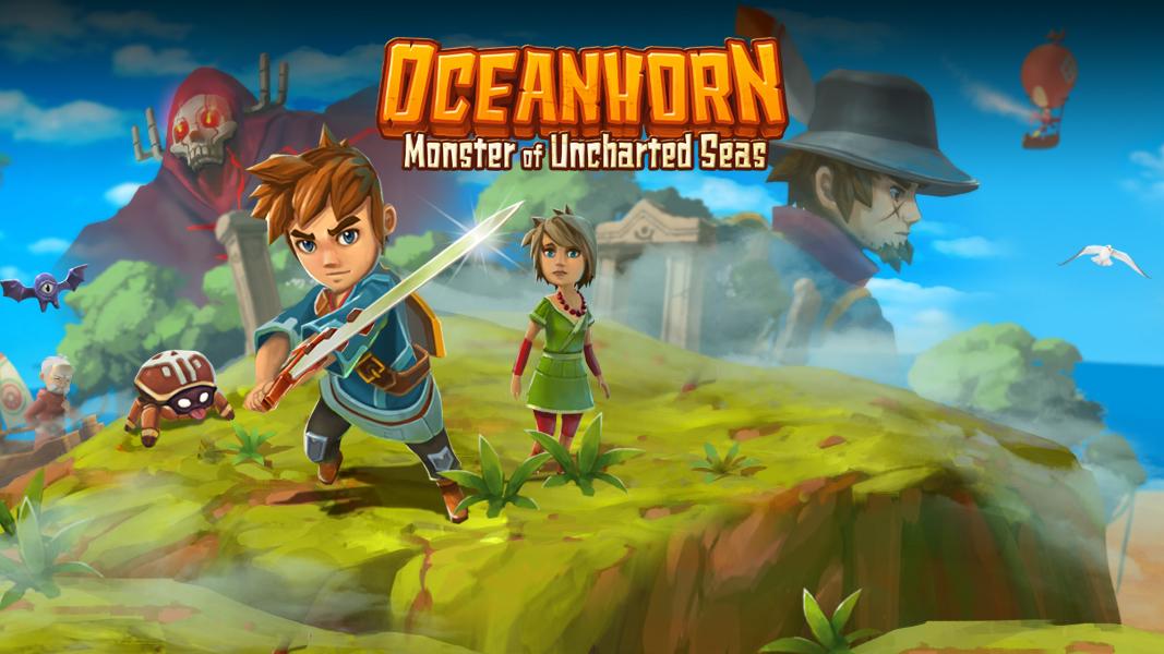 Oceanhorn vendeu mais cópias no Switch do que em todas as outras plataformas combinadas