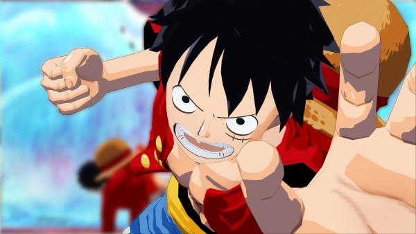 Novo trailer de One Piece: Unlimited World Red Deluxe Edition comparando a versão de Switch com a de Wii U e 3DS