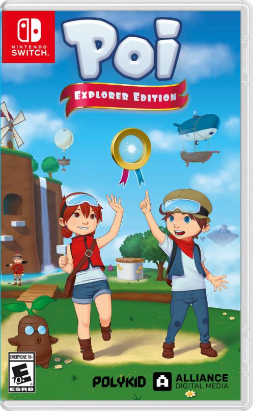 Futuro jogo de Switch, Poi será lançado dia 21 de outubro