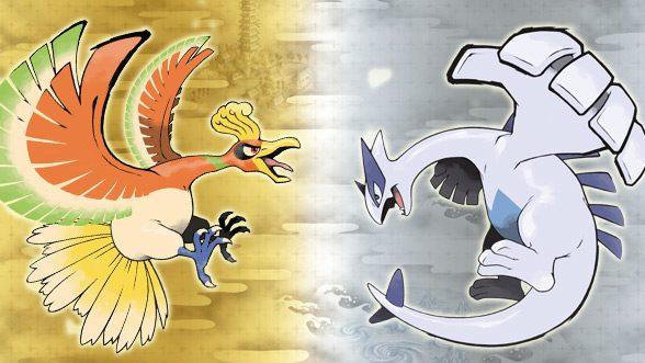 Trailer japonês de Pokémon Gold Version e Pokémon Silver Version para o Virtual Console do 3DS