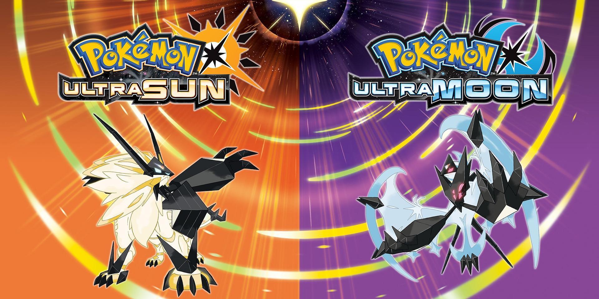 Novo Trailer de Pokémon Ultra Sun/Pokémon Ultra Moon revela novas Ultra Beasts e mais novidades