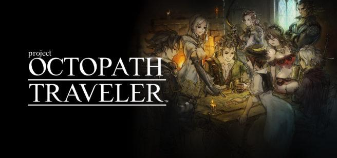 Square Enix revela sua lineup de jogos para a Tokyo Game Show 2017; Project Octopath Traveler
