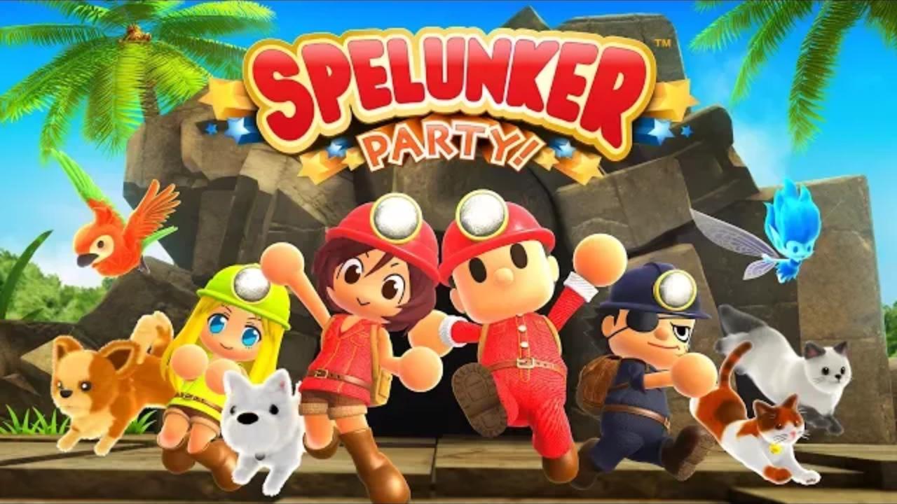 Square Enix irá trazer Spelunker Party! para ocidente; Jogo chega no próximo mês [SWITCH]